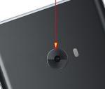 Стекло камеры для Xiaomi Mi Note 2