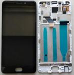 Дисплейный модуль в рамке для Meizu M6 Note