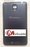 Задняя крышка для Lenovo S898t grey