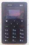 Card phone Aeku M5