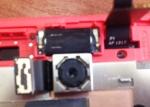 Тыльная камера к lenovo s820