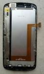 Дисплей в рамке для Lenovo A630