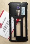 Задняя рамка для Asus Zenfone 2