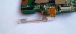 Шлейф кнопки громкости для Lenovo A670t