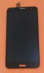 LCD экран и тачскрин в рамке для Elephone P8