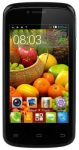 """CUBOT GT95 IPS 4"""" MTK6572W Dual Core 5Mpx Ram 512Mb Rom 4Gb Android 4.2"""