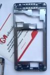 Металлическая рамка основа  для Doogee Hitman dg850