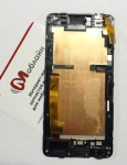 Пластиковая рамка под lcd для HTC 609d