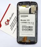 Рамка под дисплей для DOOGEE X3