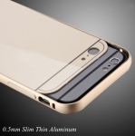 Алюминиевый бампер для Iphone 6