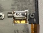 Вибромотор для Xiaomi Redmi 2