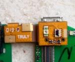 Датчик приближения для Fly IQ443