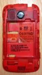 Пластиковый корпус для HTC Desire C (PL01100)