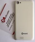 Задняя крышка для Nomi i450 белая