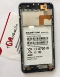 Рамка под дисплей для Homtom HT16