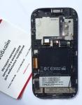 Рамка под дисплей для HTC Desire SV (T326e)