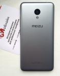 Задняя пластиковая крышка для Meizu M3 Mini silver бу
