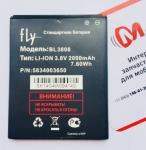 Аккумуляторная батарея BL3808 для Fly IQ456