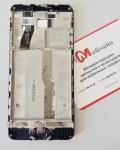 Пластиковая рамка для Meizu M5s