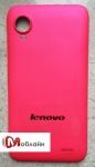 Задняя крышка к Lenovo S720 pink