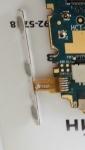 Шлейф кнопок громкости и включения для Nomi i507 Spark