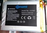 Аккумуляторная батарея для Nomi c07007