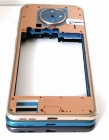 Задняя рамка со стеклом камеры для Nokia 5.3