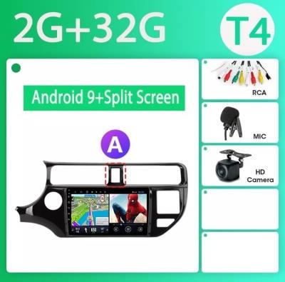 Автомагнитола 9' Android 9.0 Wi-Fi 2/32 для KIA RIO K3 2011-2017
