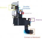 Dock зарядки и 3,5 наушник для iphone 6