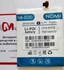 Батарея для Nomi i5030