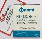 Батарея для Nomi i552