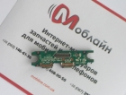 Плата с разъемом зарядки для Lenovo A2109