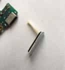 Заглушка microusb для Sony Xperia Z L36h