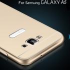 Алюминиевый бампер для Samsung A5