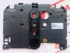 Стекло камеры в рамке со сканером отпечатка для Xiaomi Redmi 9 (Original)