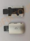 Пластиковая кнопка разъема наушника для Caterpillar S60