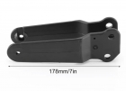 Задняя вилка для электросамоката Kugoo S1,S2,S3