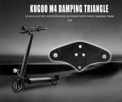 Передняя вилка, фиксатор передней подвески для электросамоката Kugoo M4
