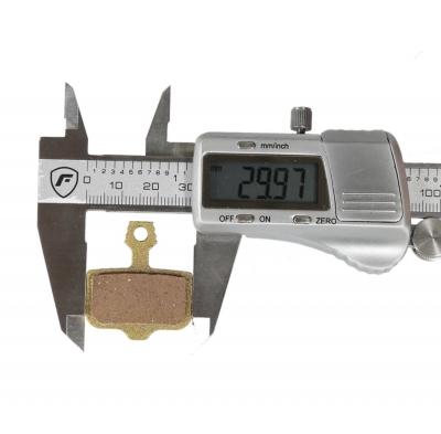 Тормозные колодки для электросамоката Kugoo G1, Kugoo M5, SPEEDUAL, ZERO/8X/10X/11X, Dualtron Thunder