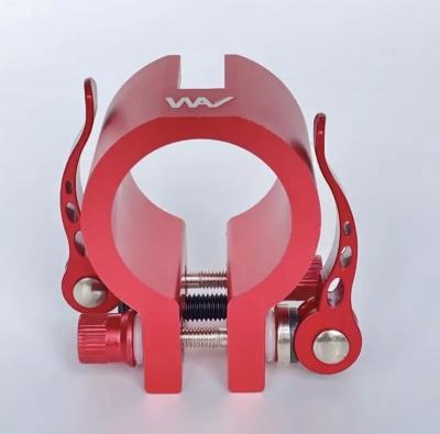 Усиленный узел складывания для электросамоката Kugoo G1, ZERO/8X/10X/11X, Dualtron Thunder