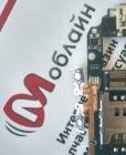Шлейф кнопок громкости  для Acer E350