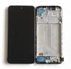 Дисплейный модуль в рамке для Xiaomi Redmi Note 10