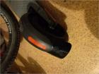 Брызговик и проставка от люфта для электросамоката Ninebot ES1, ES2, ES3, ES4
