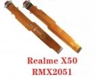 Основной межплатный шлейф для Oppo Realme X50 (RMX2051)