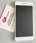 Оригинальный дисплейный модуль в рамке Xiaomi Redmi Note 5a