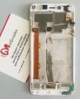 Пластиковая основа под дисплейный модуль для Lenovo A6020a40