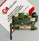 Материнская плата для Lenovo A6000, K30-T (нерабочая)