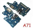 Нижняя плата для Samsung A71 (A715F)