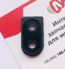 Стекло камеры в рамке для Xiaomi Mi Play (Original)