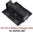 Зарядное устройство на 4 акб для квадрокоптера DJI Mavic Air